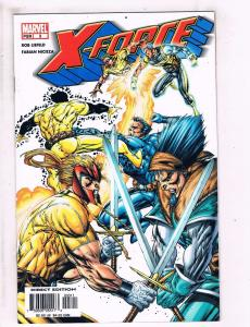 X-Force # 3 NM Marvel Comic Book 1st Print Cable Deadpool X-Men Liefeld Art J103