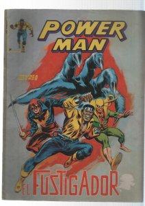 Surco: El Fustigador parte 2 - Power Man numero 7. Mundicomics