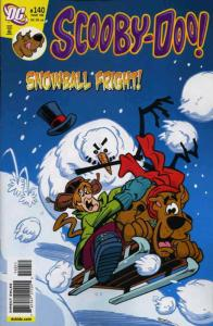 Scooby-Doo (DC) #140 VF/NM; DC | save on shipping - details inside