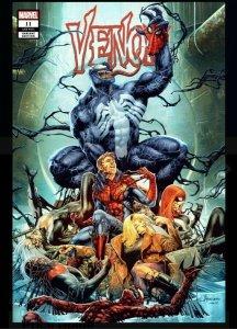 Venom #11 * Anacleto TRADE Variant Cover * FREE Venom EXCLUSIVE AMC comic