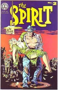 Spirit, the by Will Eisner #2 (Dec-83) NM Super-High-Grade The Spirit