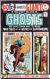 Ghosts #40 (Jul-75) VG/FN Mid-Grade