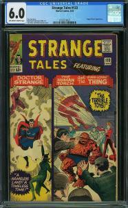 Strange Tales #133 (Marvel, 1965) CGC 6.0