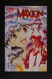 Maxion # 1 December 1999 CPM Manga