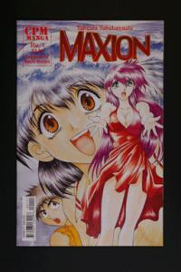 Maxion # 1 December 1999 CPM Manga