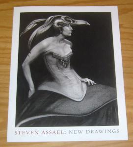 Steven Assael: New Dragins program guide - 2013 from forum gallery (new york)