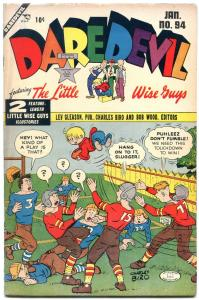 Daredevil #94 1953-Lev Gleason- Charles Biro- Little Wise Guys F/VF