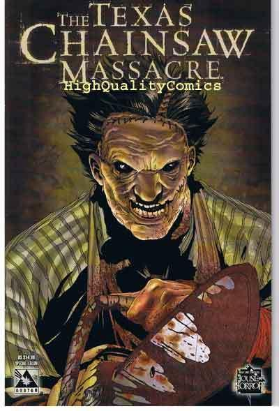 TEXAS CHAINSAW MASSACRE Special #1, NM+, Avatar, GLOWS, more HORROR in store
