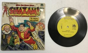 """Shazam!: """"The Mighty Dr. Illusion"""" record #2372"""