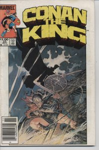 Conan the King #25 (1984)