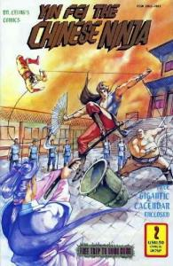 Yin Fei the Chinese Ninja #2 FN; Dr. Leung's | save on shipping - details inside