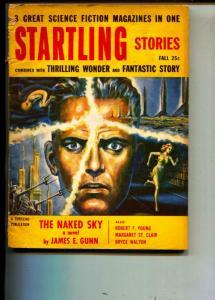 Startling Stories-Pulp-Fall/1955-James E. Gunn-Bryce Walton