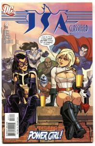 JSA: Classified #3 2005 Power Girl-comic book  nm-