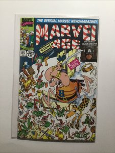 Marvel Age 85 Near Mint Nm Marvel