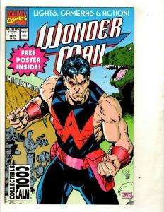 10 Comics Wonder Man 1 2 3 8 An 1 Front Line 4 6 Hire 13 X Men An Crystar 9 EK14