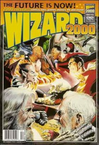 Wizard: The Comics Magazine #2000C FN; Wizard | save on shipping - details insid