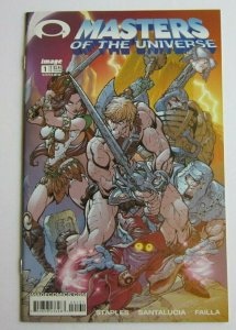 Masters Of The Universe #1 Campbell Variant Cover B NM- Invincible #1 Preview