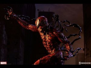 Sideshow Carnage Deluxe Format Figure Brand New/Sealed Limited Edition
