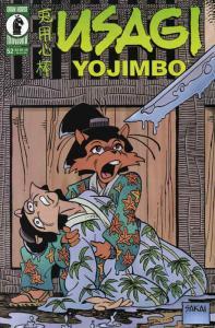 Usagi Yojimbo (Vol. 3) #52 VF/NM; Dark Horse | save on shipping - details inside