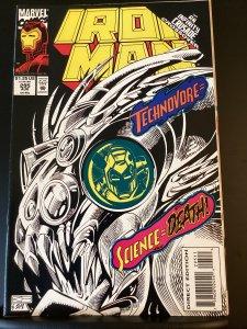 Iron Man #295 (1993)