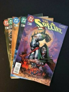 LOT of 5- DC- THE SPECTRE #41-44 ,46 1996 VF+ (A190)