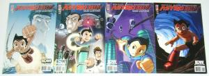 Astro Boy: Official Movie Adaptation #1-4 VF/NM complete series set lot 2 3