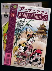 ANAMANIACS #13,14 ~ DC Comics 1996 Warner Bros ~ VF+ (HX517)