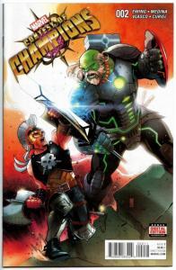 Contest of Champions #2 (Marvel, 2015) VF/NM