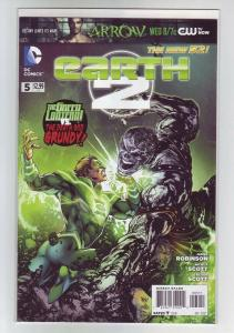 EARTH TWO (2012 DC) #5 NM- A12541