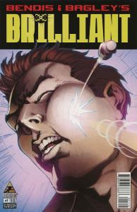 Brilliant #1 (2nd) VF/NM; Marvel | save on shipping - details inside