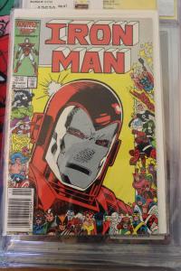 Iron Man 212  VF/NM