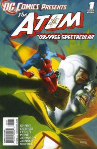 DC Comics Presents: The Atom (2nd Series) #1 FN; DC | save on shipping - details