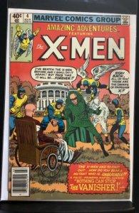 Amazing Adventures #4 (1980)
