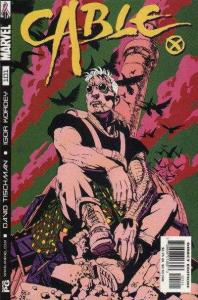 Cable (1993 series) #101, NM (Stock photo)