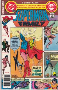 Superman Family #201
