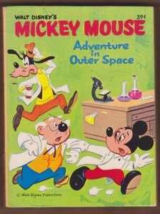 Mickey Mouse Adventures in Outer Space Big Little Book