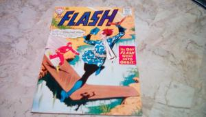 The Flash ⚡ 148 in  GD/VG 3.0 (Published in November 1964) FLASH CW SHOW⚡ A HIT!