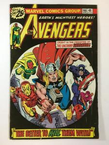 AVENGERS 147 FINE May 1976 Squadron Sinister COMICS BOOK