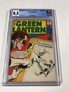Green lantern (1960's Series) #19 CGC 8.5