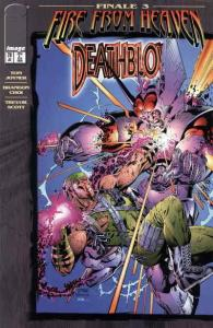 Deathblow #28SC VF/NM; Image | save on shipping - details inside