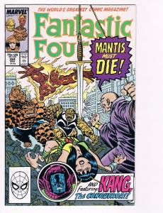 Fantastic Four # 324 Marvel Comic Book Hi-Res Scan Modern Age Awesome Issue!! S2