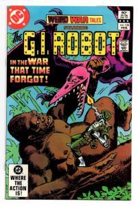 Weird War Tales #120 - (Very Fine+/Near Mint-)