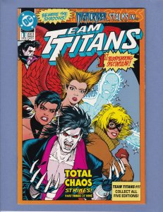 Team Titans #1 NM-