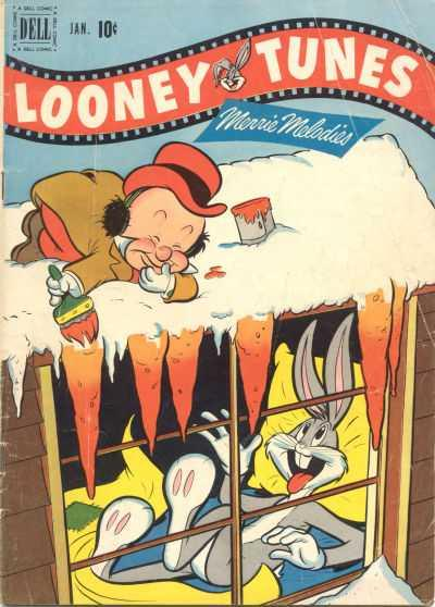 Looney Tunes and Merrie Melodies Comics #123, VG (Stock photo)