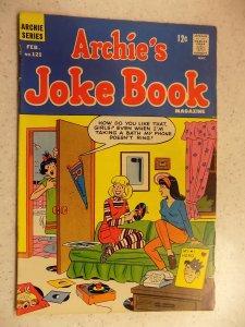 ARCHIE'S JOKE BOOK # 121 ARCHIE JUGHEAD VERONICA BETTY RIVERDALE CARTOON