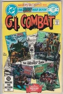 G.I. Combat #250 (Feb-83) VF/NM High-Grade The Haunted Tank