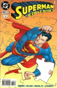 Action Comics #745 VF/NM; DC | save on shipping - details inside