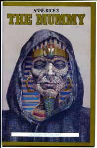 MUMMY #1, NM+, Anne Rice, Ramses the Damned,Tomb, 1990, more horror in store