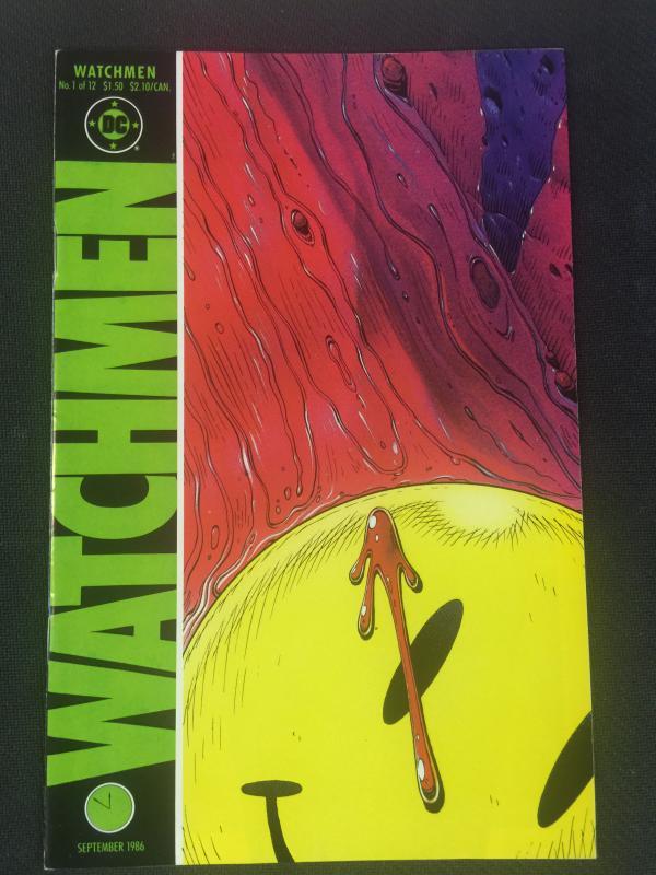 Watchmen#1 1st print VFN/NM $30.00