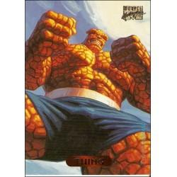 1994 Marvel Masterpieces Series 3 - THING #123